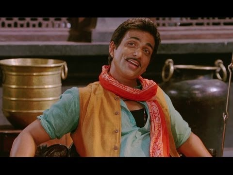 Watch Sonu Sood's Funny Speech In English - R...rajkumar video