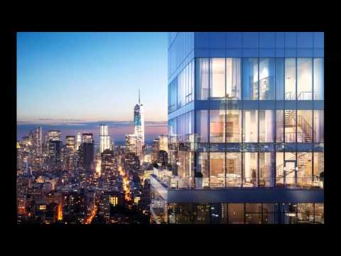 Rupert Murdoch's new home in New York A $57M 4 Floor Penthouse