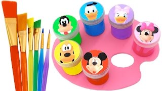 Best Learning Colors Video for Children Disney Mickey Mouse Clubhouse RL