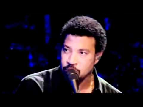Lionel Richie (Commodores) Three times a lady.