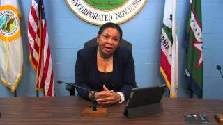 Mayor Deborah Robertson