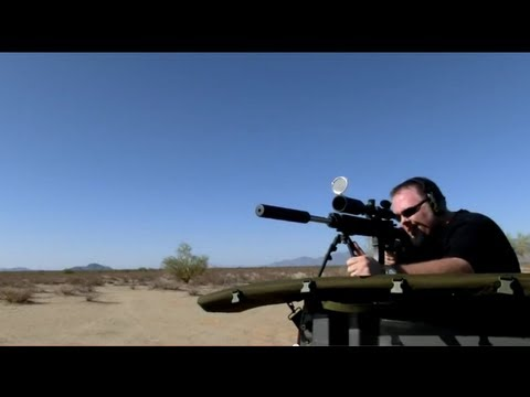 300 Blackout and 6.5 Grendel through an AAC-762SD