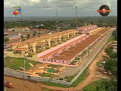 Repórter TVI «Os Caminhos de Angola»   Parte II