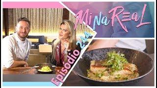 MiNa ReAl | Na Real com a Mi: Aprendendo a fazer um prato especial com o chef Dalton Rangel