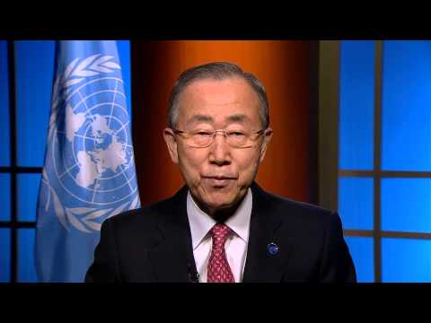 Ban Ki-moon, 2nd International Conference on Nutrition (Rome 19-21 November 2014)