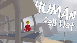 Прохождение игры human fall flat 4 уровень