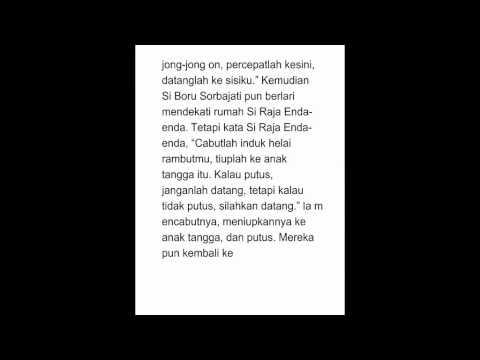 Sejarah Asal Manusia Versi Suku Batak video
