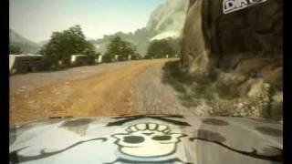 Dirt 2 gameplay Ford Escort Croatia LATVIJA + download free