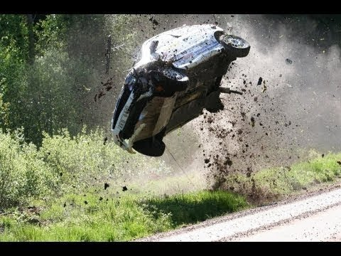 Rallye Crash Compilation 2014