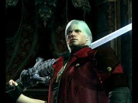 Devil May Cry 4 OST Dante enters
