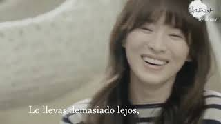 Breaking your own heart // Kelly Clarkson Sub Español // Oh Soo & OhYoung.