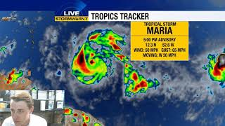 Tracking the Tropics: Watching Jose, Lee and Maria in active Atlantic