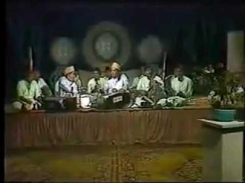 Sabri Brothers - Mera Koi Nahi Tere Siva video