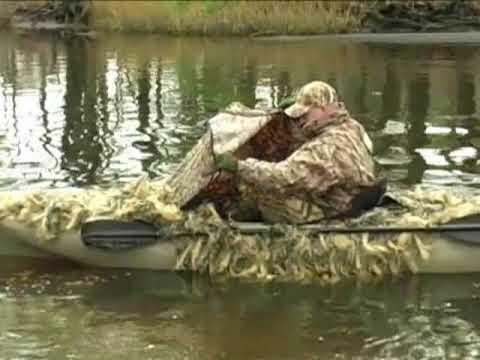 Hobie Kayaks Hunting Youtube
