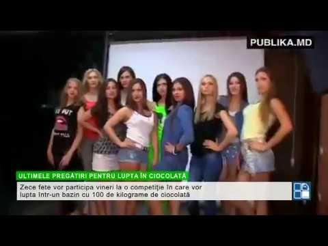 Zece fete se vor duela pentru titlul Miss Ciocolată