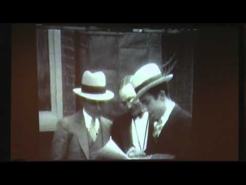 Tony Parenti's home movies, featuring Eddie Lang and Dorsey Brothers
