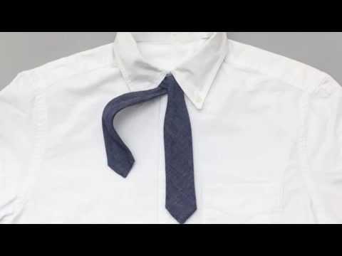 Как красиво завязать галстук: