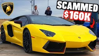 "The TRUTH About Our ""Missing"" Lamborghini Aventador ft. On VinWiki..."
