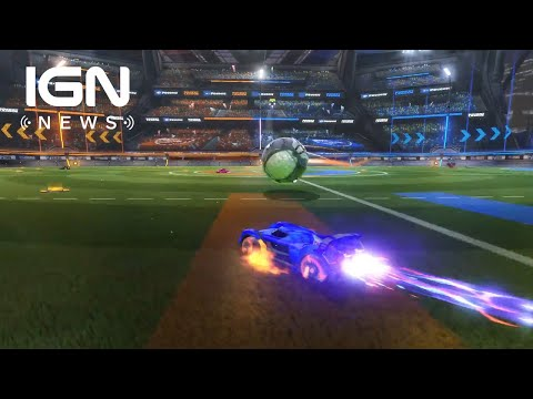 Hot Wheels is Making Real-Life Rocket League RC Cars - IGN News