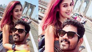 What Nayanthara And Vignesh Shivn Doing At VTV Aaromale Location?| TSK |TK 401