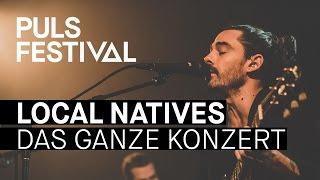 Download Lagu Local Natives live beim PULS Festival 2016 (Full Concert) Gratis STAFABAND