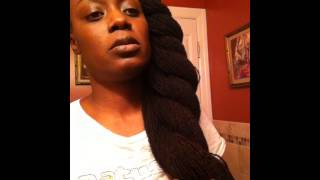 Sisterlocks Two Strand Twist Sideid