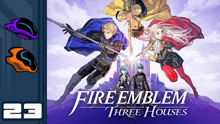 Let's Play Fire Emblem: Three Houses - Part 23 - The Poaching Plan