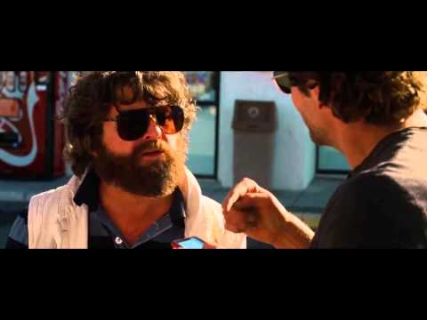 Hangover movie length