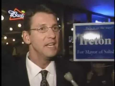 Jim Ireton Is Mayor of Salisbury