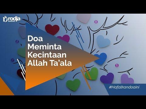 Doa Meminta Kecintaan Kepada Allah - Ustadz Abu Umar Indra, S.S. حفظه الله