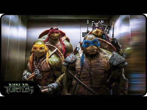 NINJA TURTLES – Beatbox dans l'ascenseur
