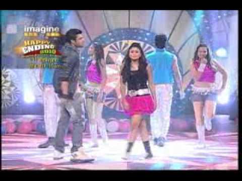 Kritika & Karan Dance -- Happy Ending 2010 [kitani Mohabbat Hai 2] video