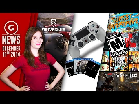 5 Most Violent Games Of 2014 & Ps4's Best Days Still Ahead? - Gs Daily News video