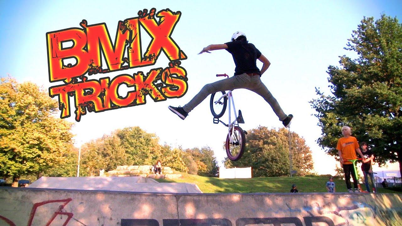Bmx Tricks Youtube