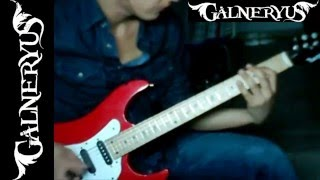 Galneryus - raise my sword(cover by jhon dc)