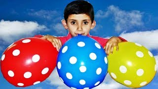 Kids Learn Colors With Balloons | Fun Learning Colors For Kids And Suitable Song Toddlers Babies #10