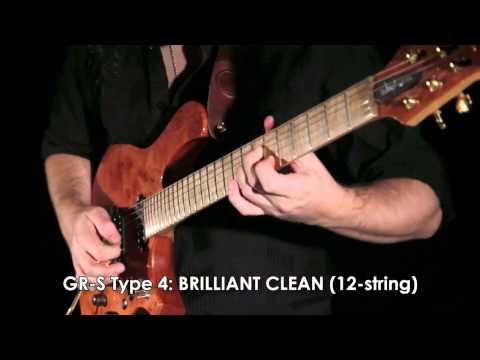 GR-S V-Guitar Space Performance by Alex Hutchings