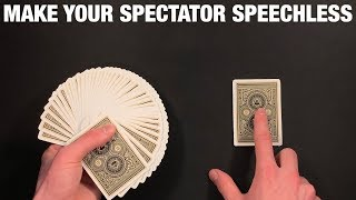 The Spectator's Intuition | Genius NO SETUP Card Trick Revealed!