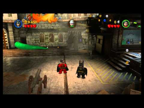 Batman Lego 2 : Dc Superheroes