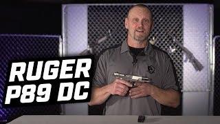 USCCA Gun Vault: Ruger P89 DC Gun Review
