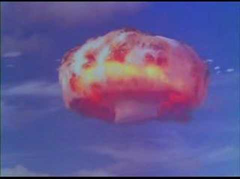 Thermonuclear Bombs during Operation Dominic I