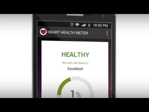 Heart Health Meter - HHM Android App