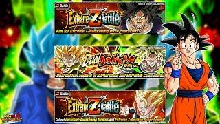 DAS MÜSST IHR TUN - Dragon Ball Super Broly Movie Release Celebration Part 2! DBZ Dokkan Battle