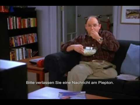 george costanza answering machine song