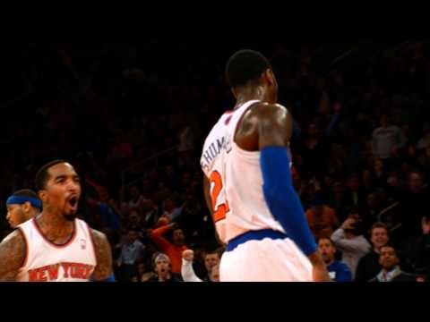 Iman Shumpert Poster in Slow-Mo