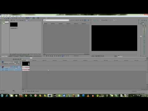 TUTORIAL: How to fix Sony Vegas (Black video/No preview) Problem!!!
