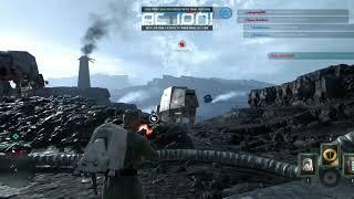 LilPumpUp hacked in Star wars battlefront