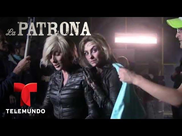La Patrona /La pelea de Las Patronas / Telemundo