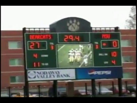 NWMSU Bearcat Football - Motivational Video