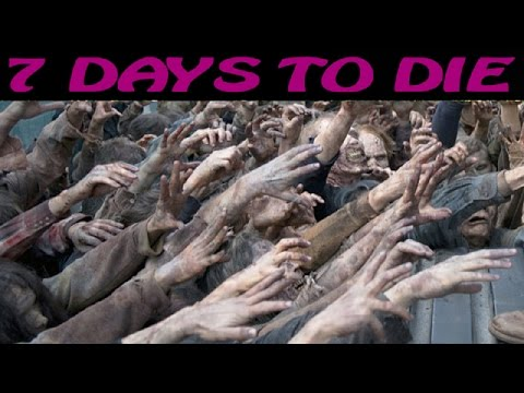 7 Days to Die ► Атака зомби ► 49 ночь (16+)